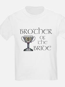 Celtic Brother Bride T-Shirt