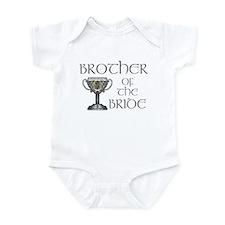 Celtic Brother Bride Infant Bodysuit