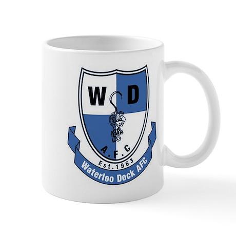 Dock logo 209l Mugs