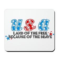 USA - Mousepad
