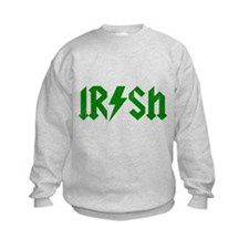 Irish Green Beer ACDC Sweatshirt