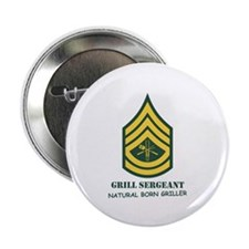 """Grill Sgt. 2.25"""" Button (10 pack)"""