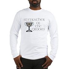 Celtic Stepfather Groom Long Sleeve T-Shirt
