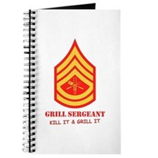 Grill Sgt. Journal