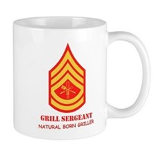 Grill Sgt. Mug