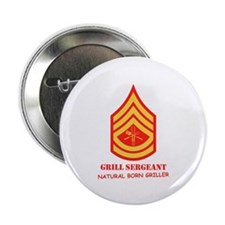 """Grill Sgt. 2.25"""" Button (100 pack)"""