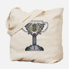 Celtic Chalice Tote Bag