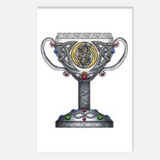 Celtic Chalice Postcards (Package of 8)