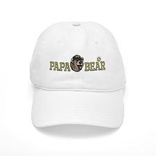 New Papa Bear Dad Hat