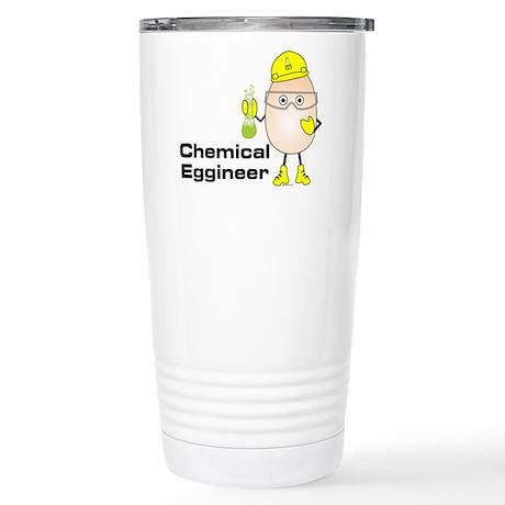 Chemical Eggineer Stainless Steel Travel Mug
