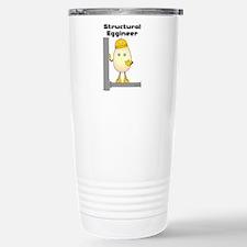 Structural Eggineer Travel Mug