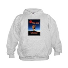 The King is coming! Hoodie