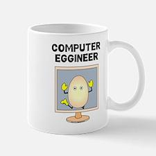 Computer Eggineer Mug