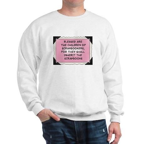Scrapbook Kids Sweatshirt