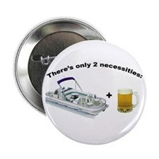 Pontoon Boat & Beer Button