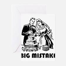 Big Mistake Greeting Cards (Pk of 10)