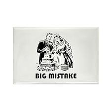Big Mistake Rectangle Magnet (10 pack)