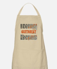 Right-handed Cheat Sheet BBQ Apron