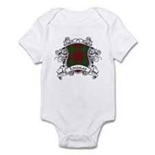 Lindsay Tartan Shield Infant Bodysuit