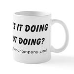What's it doing Mug