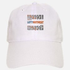 Left-handed Cheat Sheet Baseball Baseball Cap