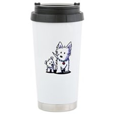Muggles & Mom Travel Mug