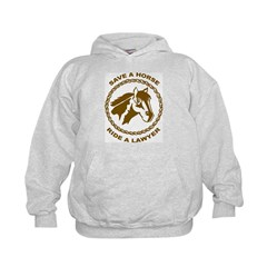 Ride A Lawyer Hoodie