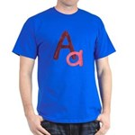 A is for Adorable Dark T-Shirt