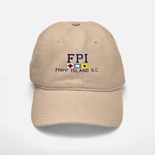 Fripp Island SC Baseball Baseball Cap