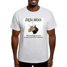 Deja Moo Bull T-Shirt