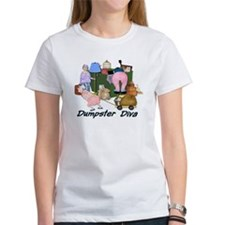 Dumpster Diva Tee