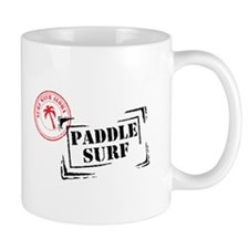 Surf with Aloha Stamp Mug