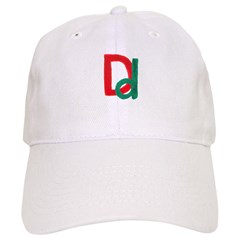 D is for Delicious Baseball Cap