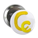 "C is for Cookie 2.25"" Button"
