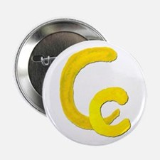 """C is for Cookie 2.25"""" Button"""