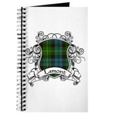 Lamont Tartan Shield Journal