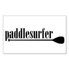 Paddlesurfer Rectangle Decal