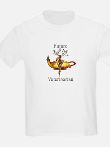 Future Veterinarian Kids T-Shirt