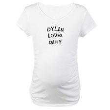 Dylan loves daddy Shirt