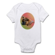 Smooth Brussels Griffon Infant Bodysuit