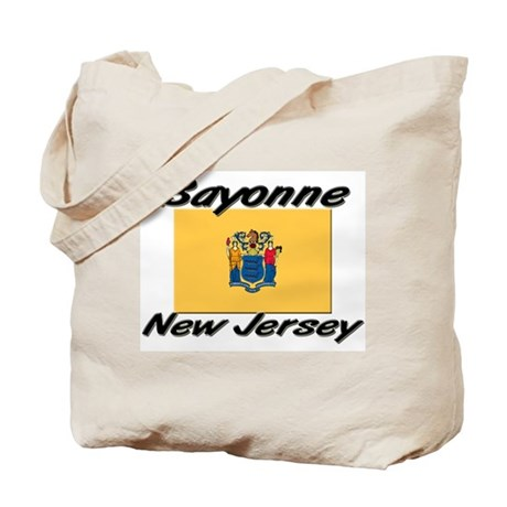 Bayonne New Jersey Tote Bag