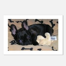 Frenchie Postcards (Package of 8)