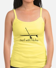 Surf with Aloha Jr.Spaghetti Strap