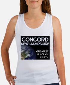 concord new hampshire - greatest place on earth Wo