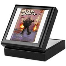 Mad Robot Fake Pulp Cover Keepsake Box