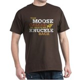 Moose knuckle Dark T-Shirt