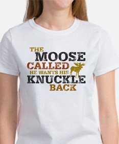 Moose Knuckle Women's T-Shirt