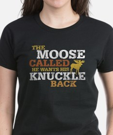 Moose Knuckle Tee