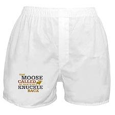 Moose Knuckle Boxer Shorts