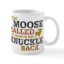 Moose Knuckle Mug